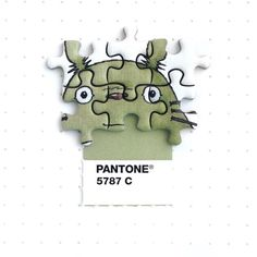 Graphic Designer Inka Mathew Continues Pairing Tiny Objects with Matching Pantone Swatches Pantone Colour Palettes, Pantone Color, Totoro, Pantone Swatches, Color Swatches, Houston, Reduce Cholesterol, Cholesterol Levels, Cholesterol Symptoms