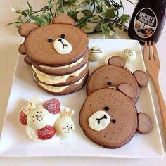 Check out 7 amazing pancakes art!