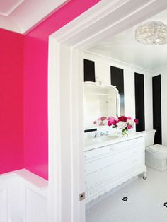 My Simply Special: Bright wall colors