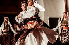 Serbian traditional costume from Glamoč , Bosnia *ansambl KOLO  https://www.youtube.com/watch?v=bAbNXEPn9Bk  foto Jelena Janković