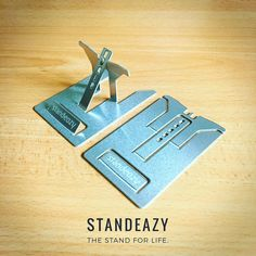 Double tap if you know someone that needs a  #phonestand! --- Link in profile  Funded on #Kickstarter in just 2 days! Perfect for using at home in the office and on long or short journeys.  The #Standeazy Ultra is the perfect accessory for your #iphone #googlepixel #htc #samsung or #blackberry - in fact it is compatible with any #android or #apple #smartphone with or without bumpers cases or wallets. For portrait or landscape mode with different angles. It's also a super quick phone stand…