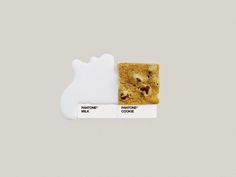 Pantone food Pairings by David Airey