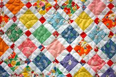 Quilt while you are still ahead