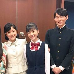 """朝ドラ「べっぴんさん」Asadora """"Beppin San"""" Please looking forward to (^ ^) Furupon's twitter update today (2016/12/07) #YukiFurukawa #Asadora #BeppinSan #Kentaro #Sakura #KubotaSayu #YoshineKyoko #ManamiIgashira #YukiMorinaga #べっぴんさん"""