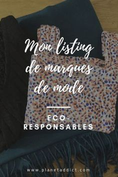 Discover recipes, home ideas, style inspiration and other ideas to try. Fashion Mode, Slow Fashion, Fashion Addict, Ethical Fashion Brands, Mode Plus, Green Life, Mode Inspiration, Mode Style, Fashion Branding