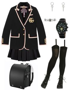 Kpop Fashion Outfits, 2000s Fashion, Ulzzang Fashion, Stage Outfits, School Fashion, Teen Fashion, Korean Fashion, Girl Outfits, Cute Outfits