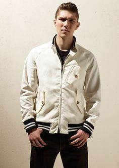 Baracuta Spring/Summer 2014 Collection Want!