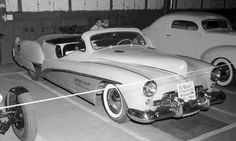 Ed Rotzell's SCOLF is a sports custom built by Ed Rotzell of Philadelphia, Pennsylvania. Built in the early 1950s