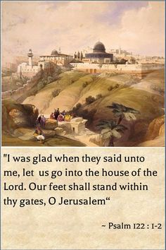 David Roberts, Jerusalem | Click the pin and join us on a pictorial journey through the biblical sites of the holy land...