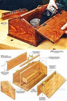 DIY Toolbox - Workshop Solutions Projects, Tips and Tricks | WoodArchivist.com