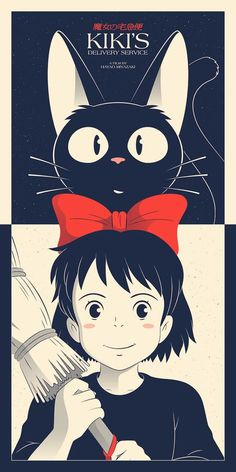 Artists Pay Tribute to Creative Genius Hayao Miyazaki in 3 Day Art Show Exhibition Pays Tribute to Studio Ghibli in Miyazaki Art Show Studio Ghibli Wallpaper, Art Studio Ghibli, Studio Ghibli Movies, Studio Ghibli Poster, Wallpaper Art, Hayao Miyazaki, Kiki Delivery, Kiki's Delivery Service, Anime Kunst