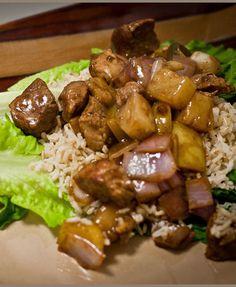 Recipe for Jamie Olivers Sweet & Sour Pork