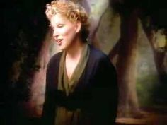 Favorite song ever with a great message.  Great memories dancing/singing with my baby girl.  Bette Midler - From a Distance ( official video )