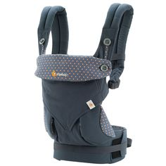 Ergobaby Four Position 360 Baby Carrier - Dusty Blue  https://www.pinterest.com/weespring/ultimate-baby-registry-giveaway/