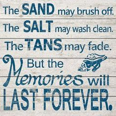 beach-memories-sand-tans-wooden-sign The Best Wooden Beach Signs You Can Buy