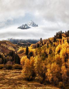 Mt Sneffels (Colorado)  by John Mumaw / 500px