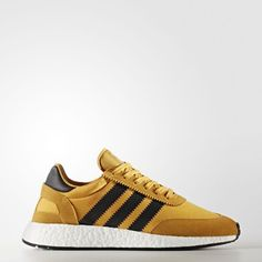 new arrivals eb328 eeb01 adidas Iniki Runner Shoes - Mens Shoes Jaune, Chaussures De Coureurs,  Adidas Hommes,