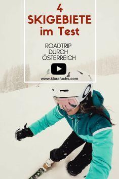 SKIGEBIETE IN ÖSTERREICH - Ich nehme dich eine Woche lang mit, Roadtrip durch Österreich. Wir testen 4 verschiedene österreichische Skigebiete! #skifahren #skiing #berge #alpine