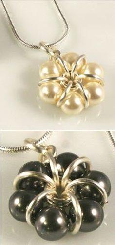 #Beadalon� Leftover Chain Maille Rings by Lauren Andersen wp.me/p291tj-aO...
