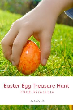 A fun Easter Treasure Hunt leading children through the story of Jesus. Jesus Stories, Easter Story, Easter Activities, Our Kids, Your Child, Easter Eggs, Free Printables, Preschool, Children