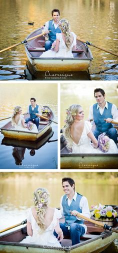 How romantic! Can you imagine being proposed to like this… Tangled inspired boat! How romantic! Can you imagine being proposed to like this 🙂 Beau Film, Tangled Wedding, Princess Wedding, Engagement Pictures, Wedding Pictures, Engagement Ideas, Perfect Wedding, Dream Wedding, Boat Wedding