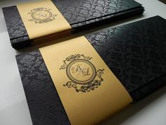 Which Wedding Website Is Best Laser Cut Invitation, Wedding Invitation Cards, Wedding Cards, Kad Kahwin, Marriage Cards, Wedding Envelopes, Wedding Table Settings, Black Party, Wedding Website