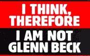 Not Glenn Beck (originally spotted by @Arnettatpp )