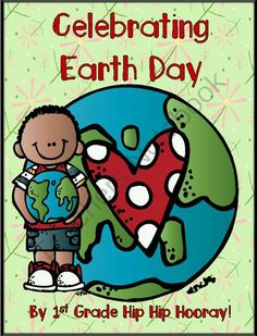Earth Day...Lets Celebrate from First Grade Hip Hip Hooray on TeachersNotebook.com -  (54 pages)  - A great packet for teaching ecology in connection with Earth Day.