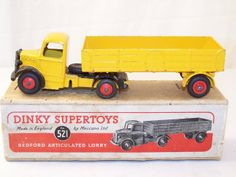 Dinky Bedford Lorry 521