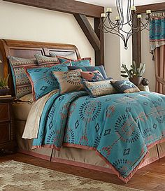 Reba Painted Desert Bedding Collection #Dillards
