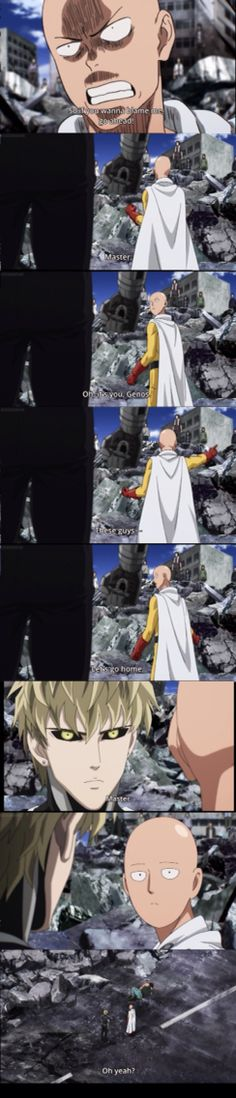 One punch man episode 7 I've watched this episode two or three times already IT IS AMAZING!!!!!