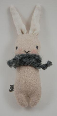 adorable stuffed bunny