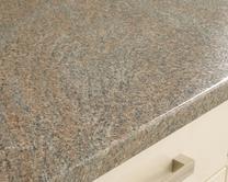 Radiance Rose Granite Textured Worktop   Kitchen Worktops   Howdens Joinery