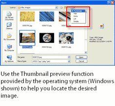 Adding a jpeg to an Adobe Acrobat document file