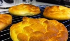 Recipe for Carb Free Cloud Bread - homemade bread replacement that is practically carb free and very high in protein Gluten Free Recipes, Low Carb Recipes, Diabetic Recipes, Cooking Recipes, Healthy Recipes, Healthy Food, Bread Recipes, Yummy Recipes, Recipies