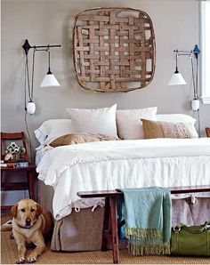 tobacco-basket-my-home-ideas via A Soft Place to Land