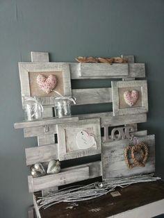 Wanddecoratie Bord Hout.29 Beste Afbeeldingen Van Ideeen Bord Steigerhout Shelf Shelves