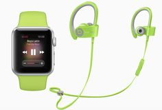 Earlier this week we noted that Apple has refreshedthe Beats by Dre wireless Beats Powerbeats 2earbuds with new colors aimed at Apple Watch Sport users. Today, Apple has updated its Beats headpho...