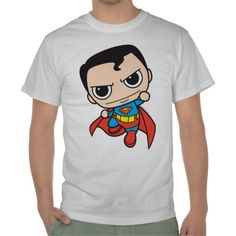 Chibi Superman Flying T Shirt from http://www.zazzle.com/chibi_superman_flying_t_shirt-235928631434858355?rf=238505586582342524