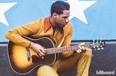 Music& Men of Style: Leon Bridges on His Vintage Fashion Obsession -- and the Sweater That Got Away Teen Fashion Winter, Leon Bridges, Vintage Outfits, Vintage Fashion, Retro Men, Vintage Knitting, Outfits For Teens, Sweater, Knits
