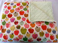 apple blanket