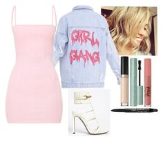 """""""Untitled #6729"""" by kimboloveniallhoran ❤ liked on Polyvore featuring Coleman and Too Faced Cosmetics"""