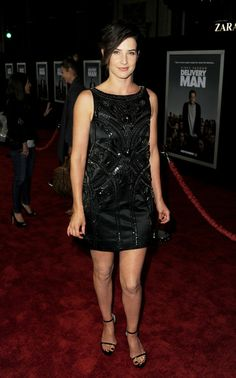 Cobie Smulders - 'Delivery Man' Premieres in Hollywood — Part 3