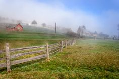 A new day by Beniamin Sabo on Foggy Morning, New Day, Country Roads, Nature, Photography, Brand New Day, Naturaleza, Photograph, Fotografie