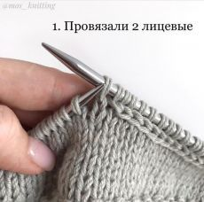 VK is the largest European social network with more than 100 million active users. Knitting Videos, Knitting Charts, Loom Knitting, Knitting Stitches, Knitting Patterns Free, Knitting Projects, Stitch Patterns, Crochet Patterns, Diy Crafts Crochet