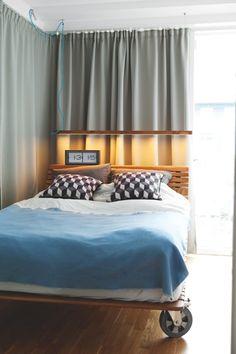 En lejlighed fyldt med geniale ideer | Boligmagasinet.dk