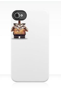 WALL-E iPhone Case. That's cute.