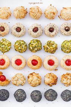 Panellets-katalonskie ciasteczka