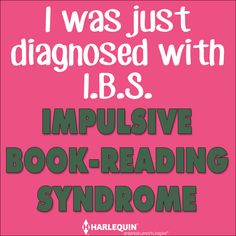 Too bad that's not really what it stands for :)!  ~ Deb #HarlequinBooks #FortheLoveofBooks