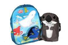 Disney Store Finding Dory Backpack and Lunch Tote #DisneyInteractiveStudios